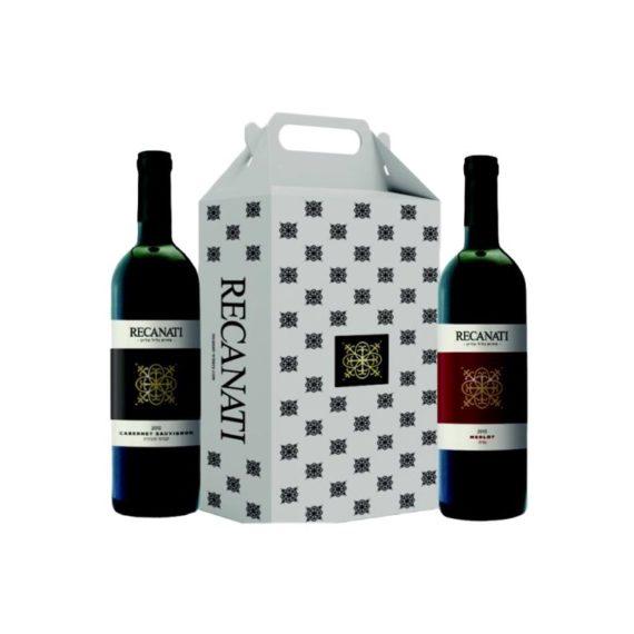 מארז יין מתנות לעובדים לחגים גיל גיפט