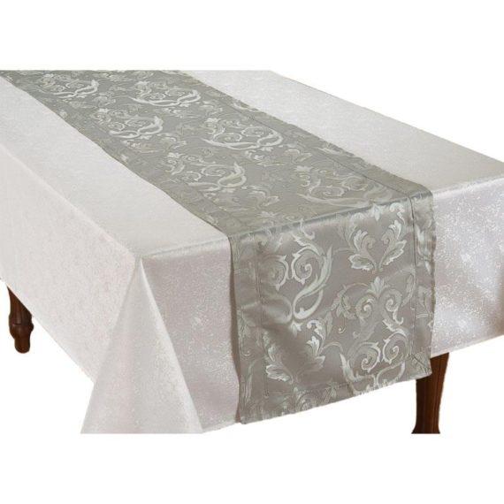 """מפת שולחן בשילוב ראנר מתנות לראש השנה לעובדים מבית """"גיל גיפט"""""""