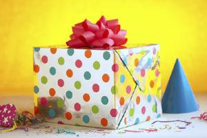 מתנות ממותגות ליום הולדת גיל גיפט